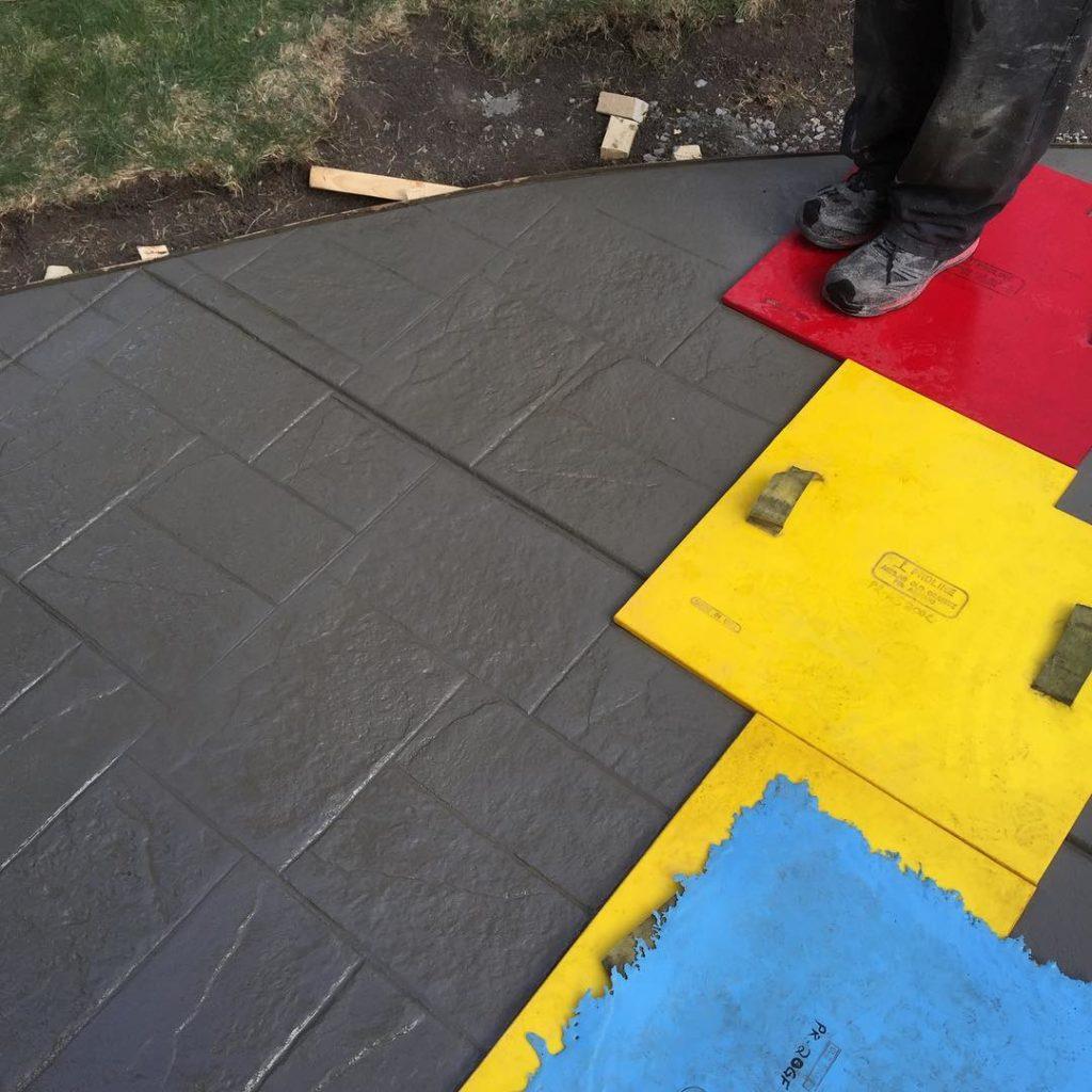 Calgary Concrete Services Stamped And Decorative Concrete